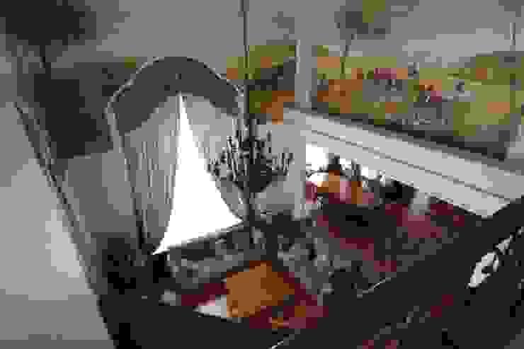 Коттедж в п. Шувакиш Гостиная в классическом стиле от Архитектурно-дизайнерская студия 'Арт Диалог' Классический