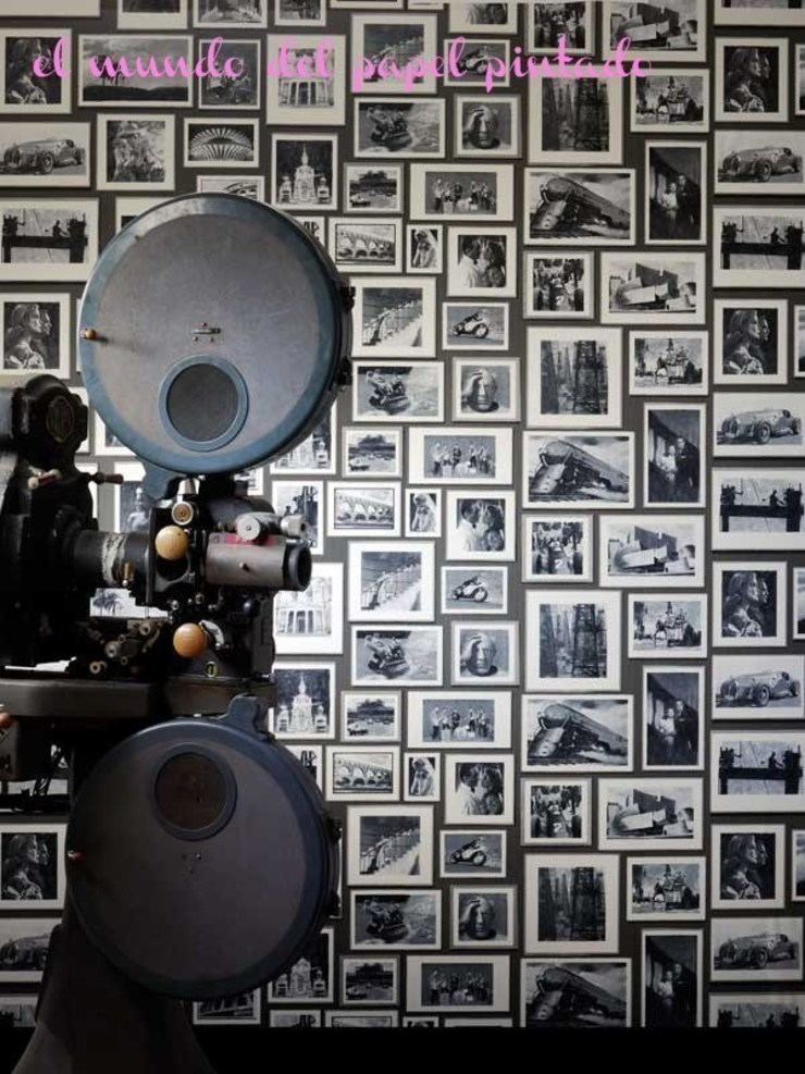 Andrew Martin - Museum de El Mundo del Papel Pintado Clásico