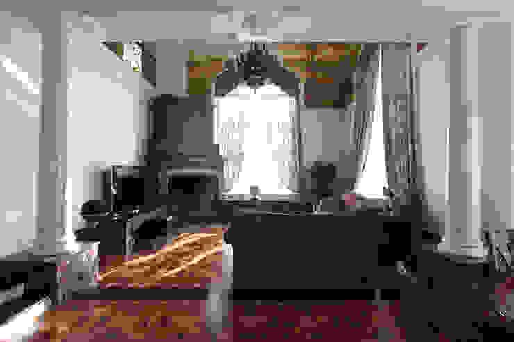 Living room by Архитектурно-дизайнерская студия 'Арт Диалог', Classic