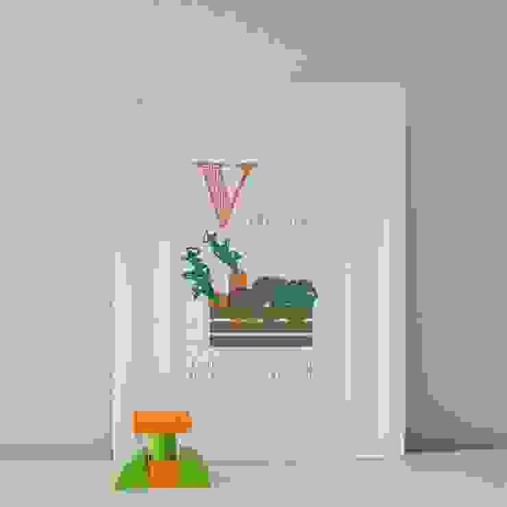 V is for Vegetables :: Personalised Print Hope & Rainbows Nursery/kid's roomAccessories & decoration