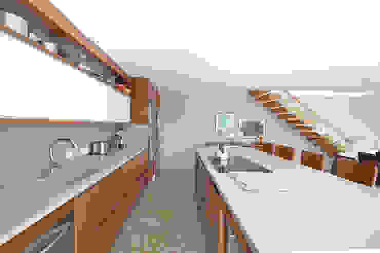 Fazenda Boa Vista Cozinhas modernas por 2L Arquitetura Moderno