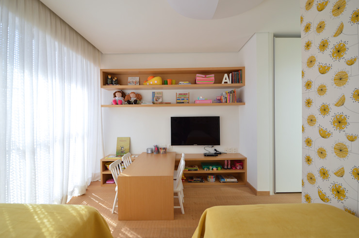 Nursery/kid's room by 2L Arquitetura, Modern