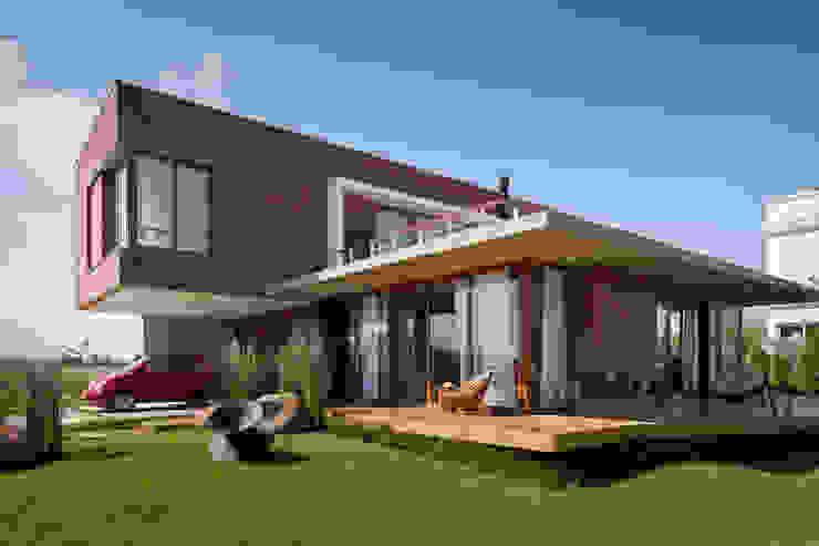 Casa Marítimo - Seferin Arquitetura Seferin Arquitetura Casas modernas