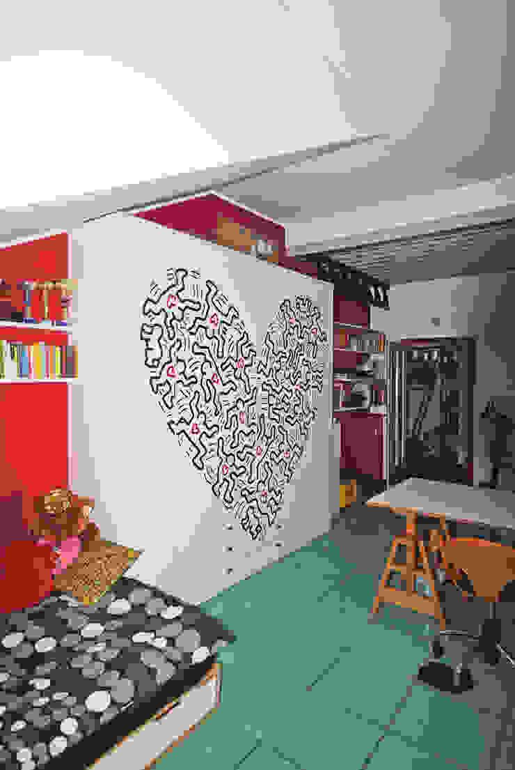ARCHILOCO studio associato Chambre moderne