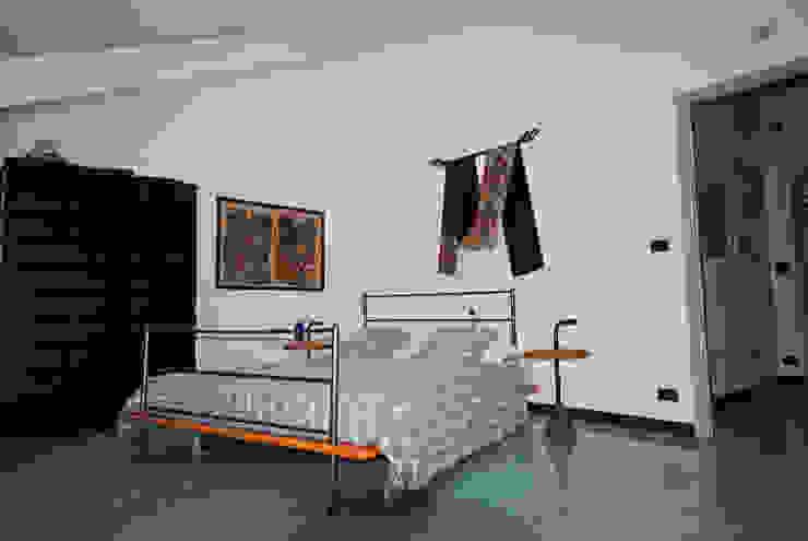 ARCHILOCO studio associato Chambre minimaliste