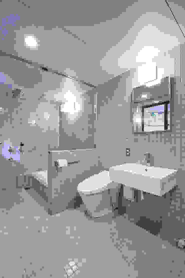 A/T オリジナルスタイルの お風呂 の トルク一級建築士事務所 オリジナル