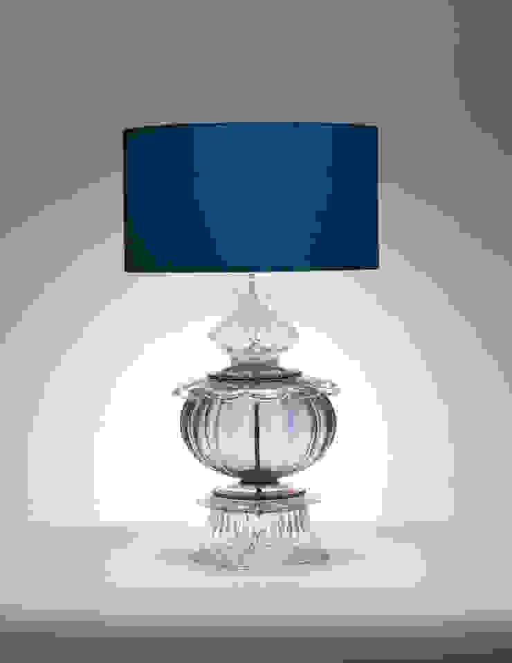 Glass Table Lamp: modern  door Studio Kalff, Modern