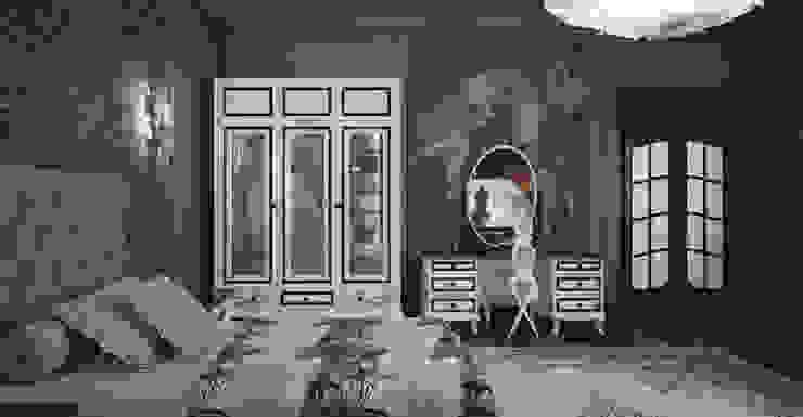 Chambre d'enfant rustique par Sonmez Mobilya Avantgarde Boutique Modoko Rustique