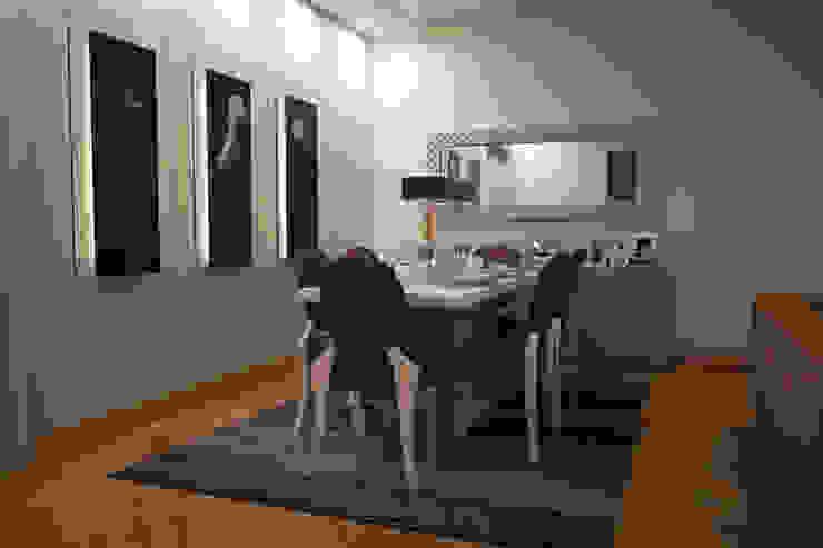 Phòng ăn phong cách tối giản bởi Sonmez Mobilya Avantgarde Boutique Modoko Tối giản