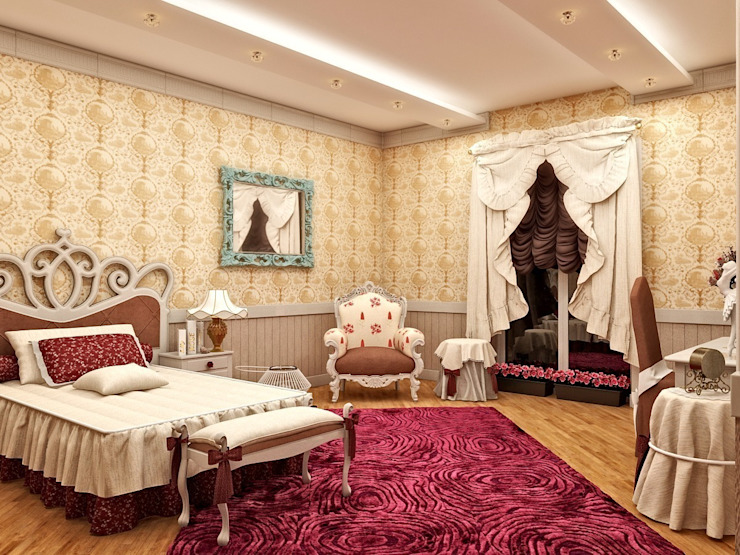 Chambre d'enfant classique par Sonmez Mobilya Avantgarde Boutique Modoko Classique
