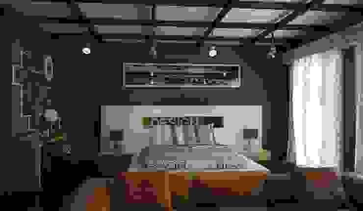 Chambre minimaliste par Sonmez Mobilya Avantgarde Boutique Modoko Minimaliste