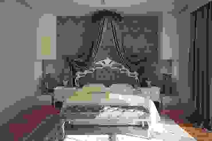 Vezir Yatak / Mavi Klasik Yatak Odası Sonmez Mobilya Avantgarde Boutique Modoko Klasik