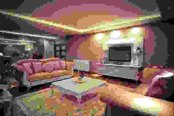 Şehzade Salon / Özel Klasik Oturma Odası Sonmez Mobilya Avantgarde Boutique Modoko Klasik