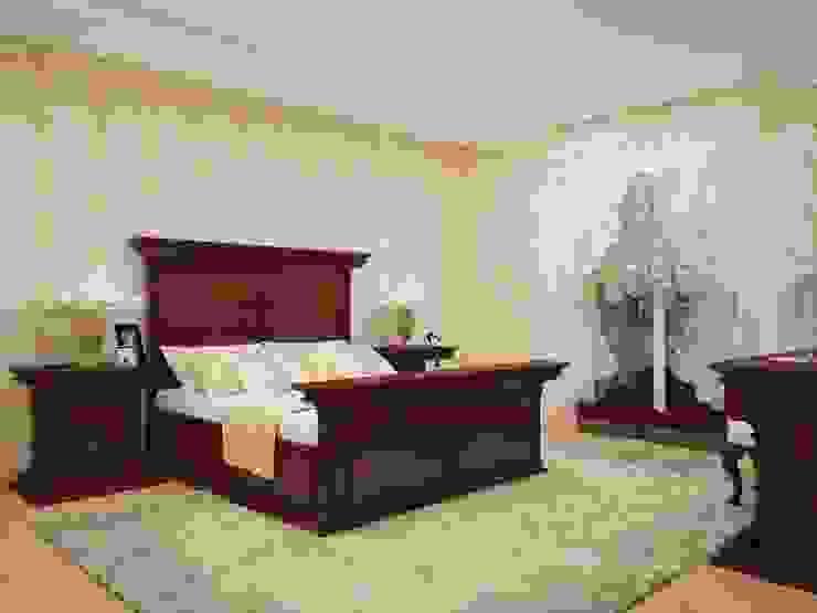 Chambre rustique par Sonmez Mobilya Avantgarde Boutique Modoko Rustique