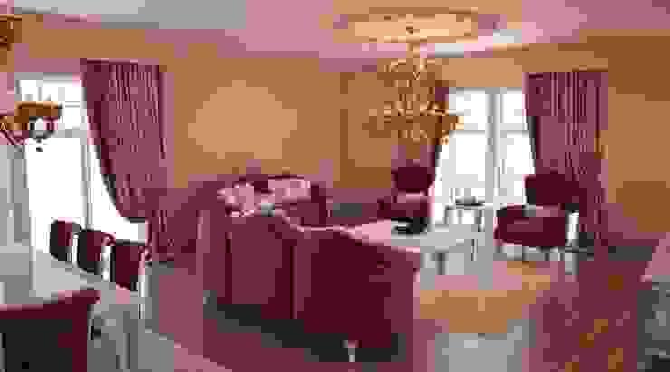 Salon classique par Sonmez Mobilya Avantgarde Boutique Modoko Classique