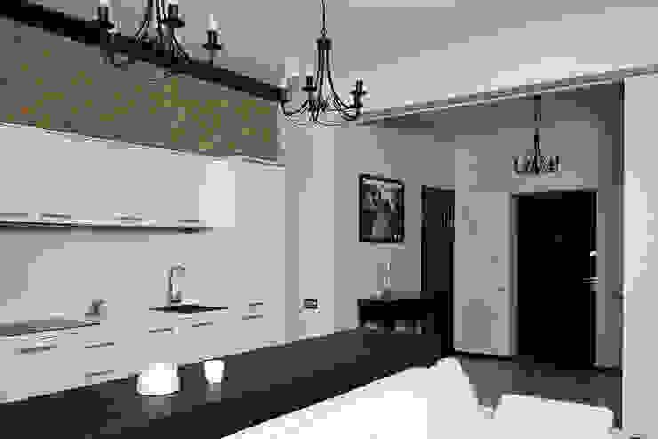 столовая Кухня в стиле лофт от anydesign Лофт