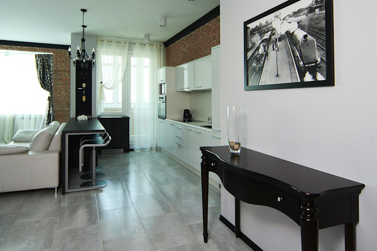 прихожая Кухня в стиле лофт от anydesign Лофт