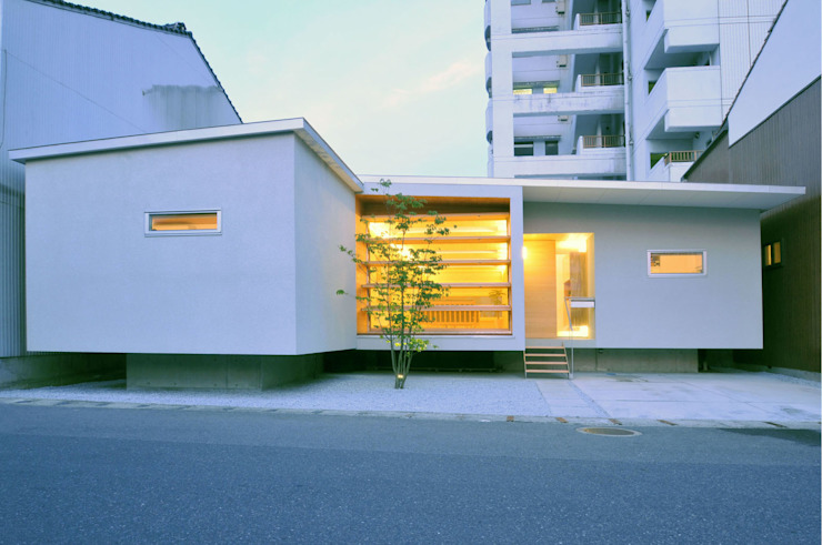 Tー邸 田村淳建築設計事務所 オリジナルな 家