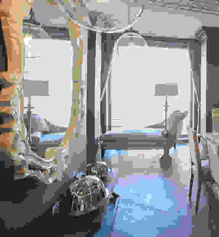 Салон мебели Сквирел Dialma Brown Балкон и терраса в классическом стиле от anydesign Классический