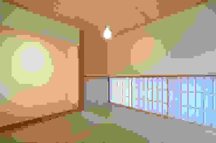 Tー邸 田村淳建築設計事務所 オリジナルデザインの 多目的室