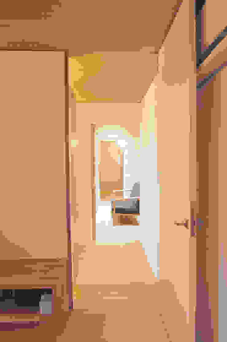 Tー邸 オリジナルスタイルの 寝室 の 田村淳建築設計事務所 オリジナル