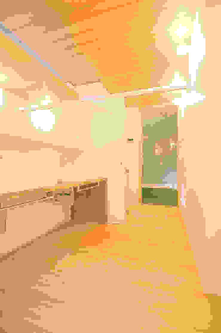 Tー邸 オリジナルスタイルの お風呂 の 田村淳建築設計事務所 オリジナル