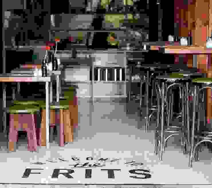 bar Frits Moderne gastronomie van Studio Sjoerd Jonkers Modern