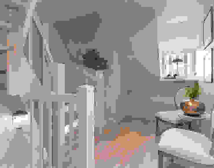 Landelijke gangen, hallen & trappenhuizen van Home Staging Sylt GmbH Landelijk
