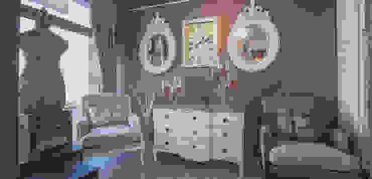 Салон мебели Сквирел Dialma Brown Гостиная в классическом стиле от anydesign Классический