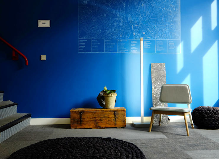 Crafthouse maastricht Moderne hotels van Studio Sjoerd Jonkers Modern