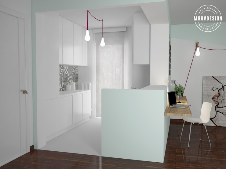 Kitchen by moovdesign