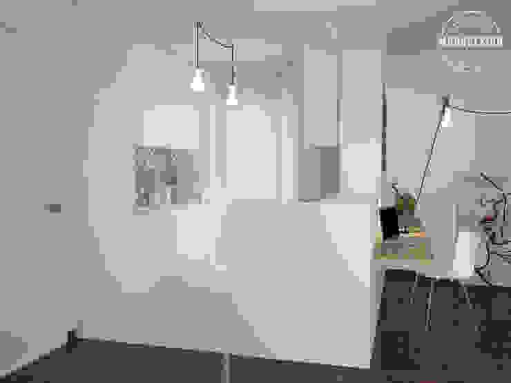 nuova cucina a Verona moovdesign Cucina minimalista