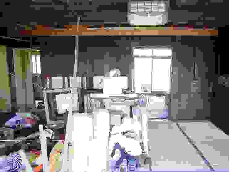 森の家 ダイニング(before): 井上貴詞建築設計事務所が手掛けたクラシックです。,クラシック