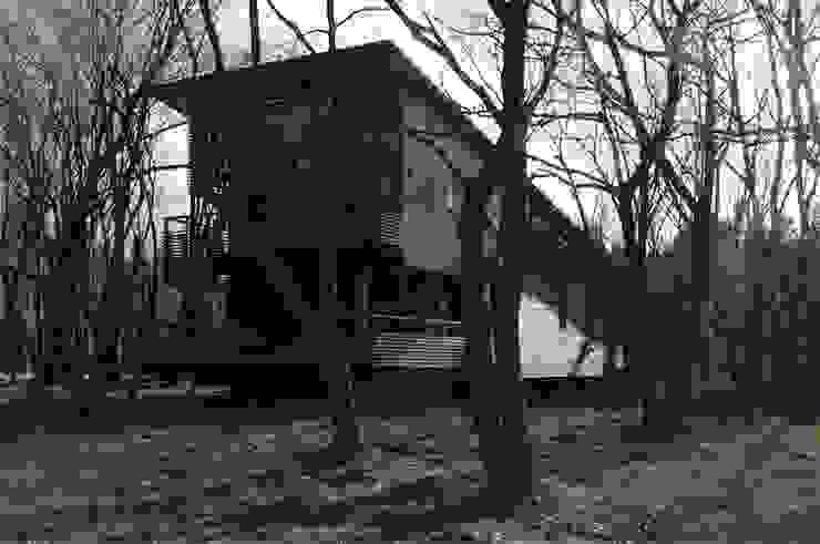 北外観 オリジナルな 家 の ばん設計小材事務所 オリジナル