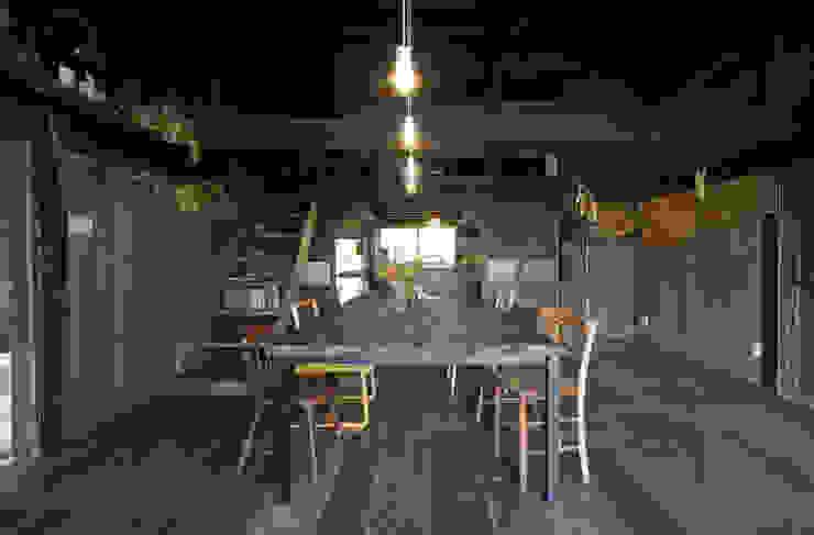 森の家 ダイニング(after): 井上貴詞建築設計事務所が手掛けたクラシックです。,クラシック