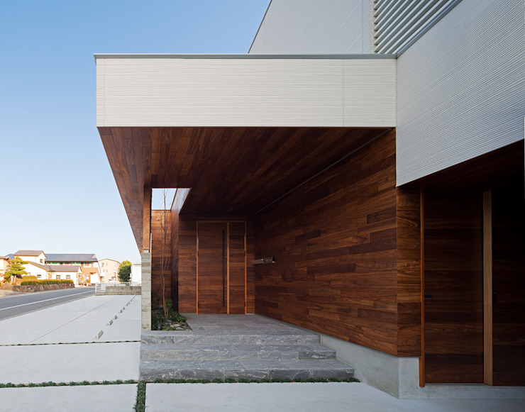 N8-house「Ⅲ-BOX の家」: Architect Show Co.,Ltdが手掛けた現代のです。,モダン