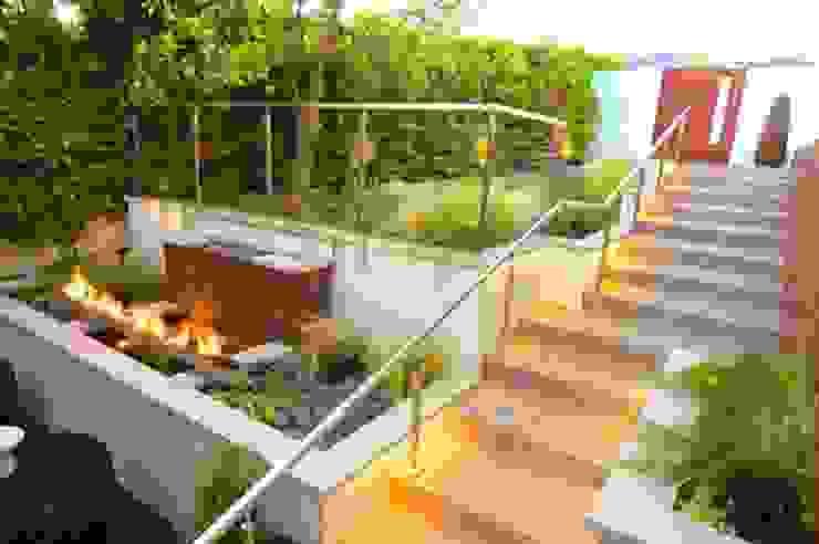 GREENLİNE PEYZAJ ALMANYA UYGULAMAMIZ. Modern Bahçe GREENLİNE PEYZAJ Modern