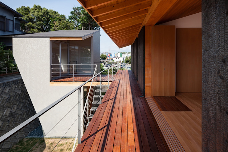 by takasago architects Modern
