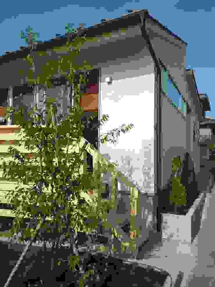 ウッドデッキ の 石井設計事務所/Ishii Design Office 和風 木 木目調