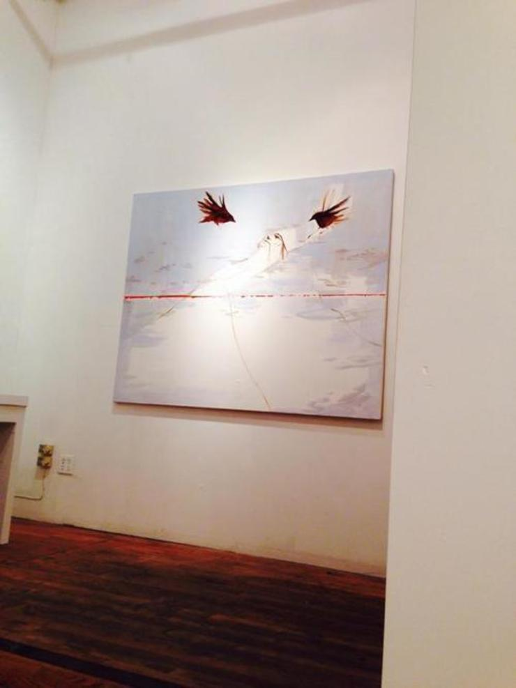 spacewomb gallery in Newyork by Serah Oh