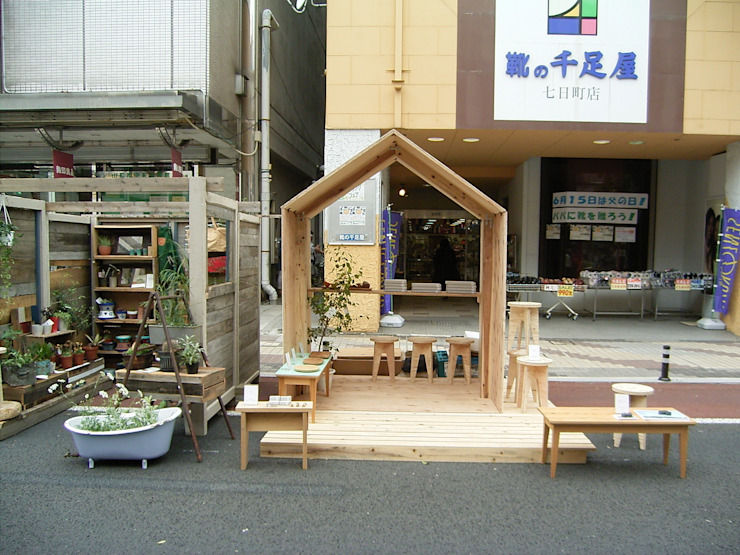 YAMAMORI 1 の 井上貴詞建築設計事務所 ミニマル