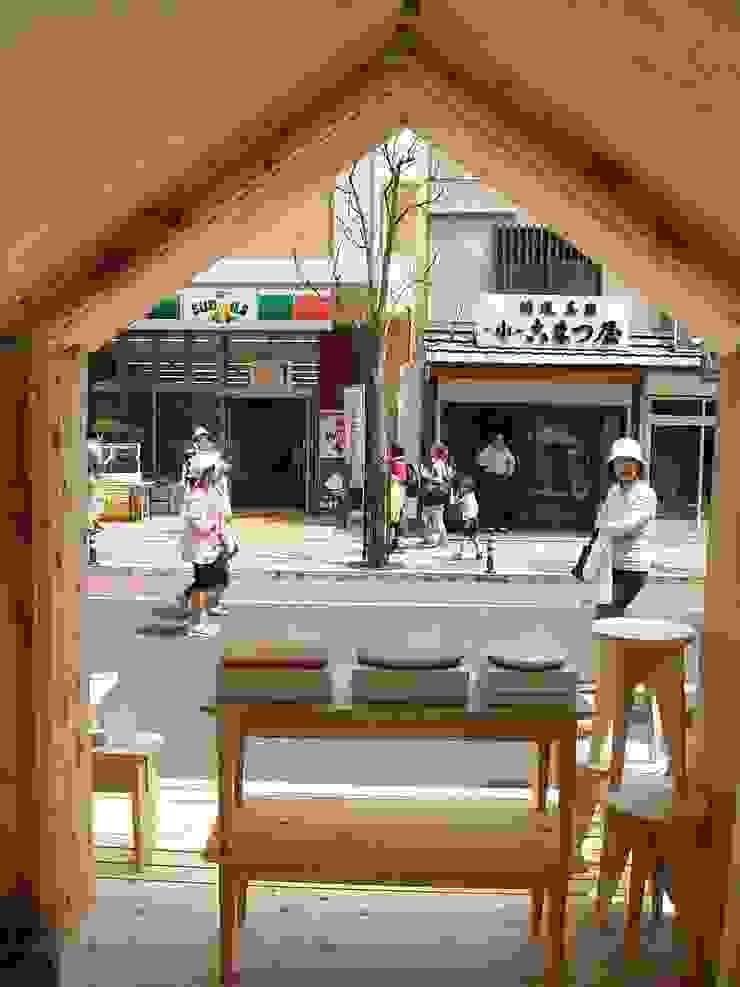 YAMAMORI 5 ミニマルな商業空間 の 井上貴詞建築設計事務所 ミニマル