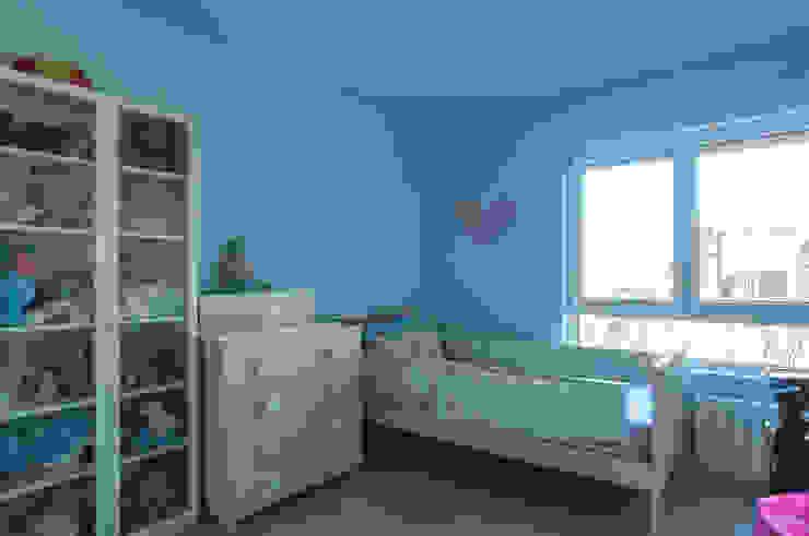 VIVIENDA A-MOR-I-SART Dormitorios infantiles de estilo moderno de estudio551 Moderno