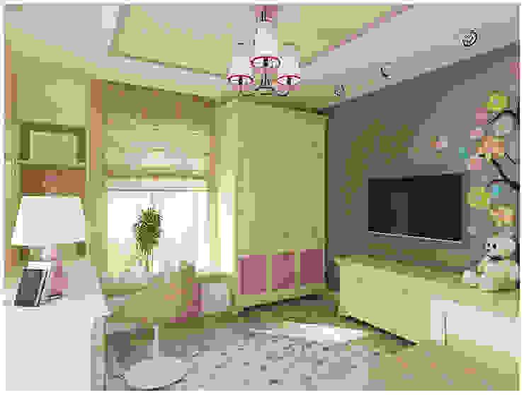 Dormitorios infantiles de estilo moderno de NK-Line Moderno