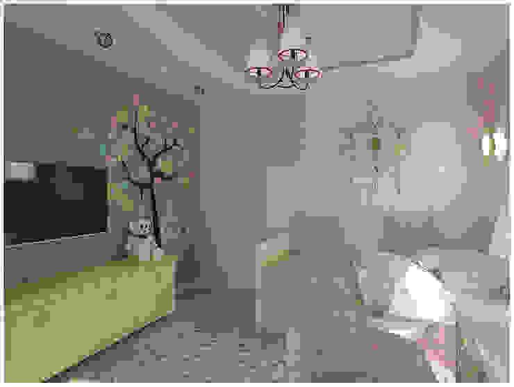 Kinderzimmer für Mädchen Moderne Kinderzimmer von NK-Line Modern