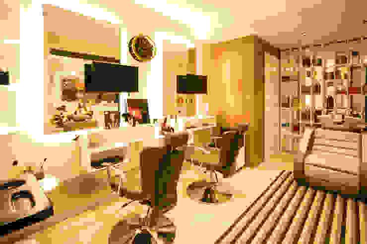 LADY SAUNA SPA MERKEZİ Modern Spa İki Derece Mimarlık Modern