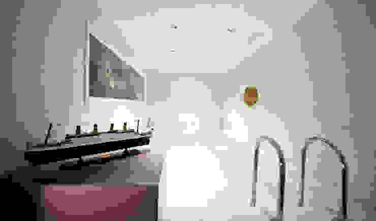 LADY SAUNA SPA MERKEZİ İki Derece Mimarlık Modern Havuz
