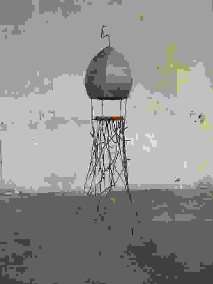 Bird-Welness-Centre type Ajuin - groot van Rob van Acker - ijzerWERK Eclectisch