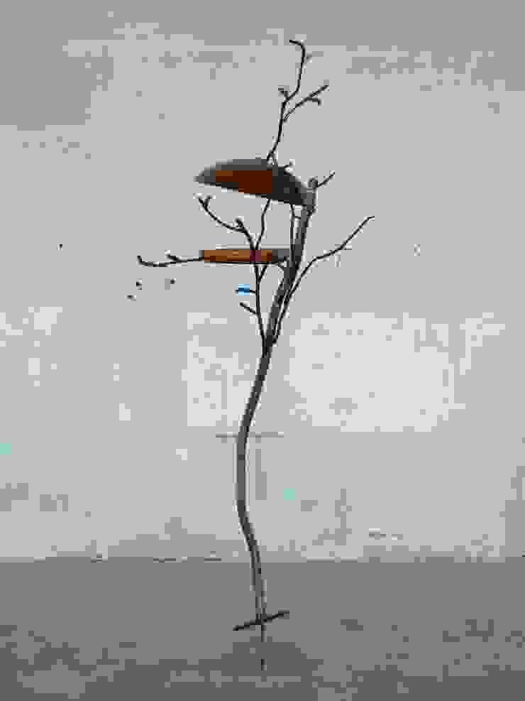 Bird-Welness-Centre type tak van Rob van Acker - ijzerWERK Eclectisch