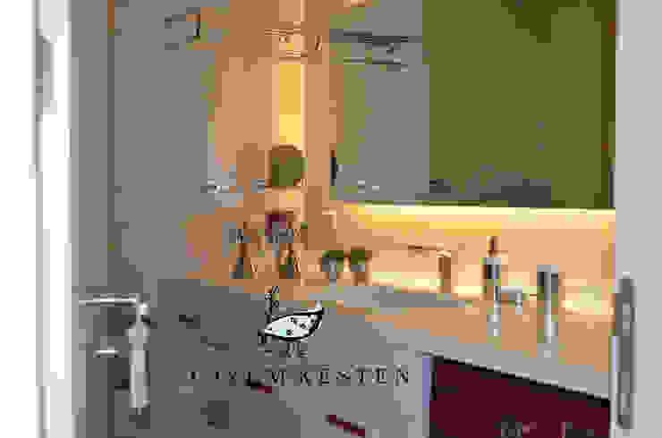 Gizem Kesten Architecture / Mimarlik Modern bathroom